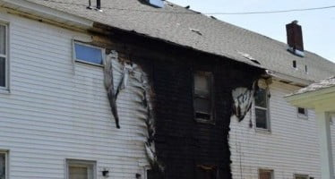 Smoking materials fire displaces 22 in New York State
