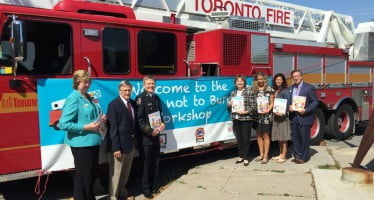 More than 100 attendees at Learn Not to Burn train-the-trainer