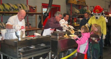 Fire Prevention Week is on the menu for upcoming community breakfast
