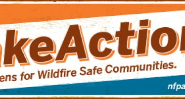 NFPA campaign encourages teens to TakeAction to prepare for wildfire