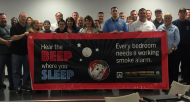 Night School: How we reach volunteer fire prevention advocates