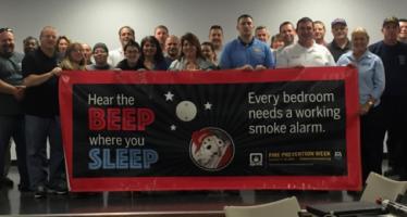 Escuela nocturna: ¿Cómo llegamos a voluntarios defensores de prevención de incendios