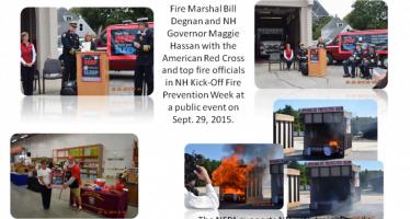 NFPA annonce les gagnants du Défi Semaine de prévention des incendies