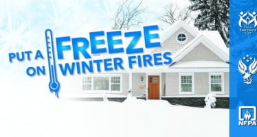 NFPA, USFA, ESFI host winter safety Twitter chat