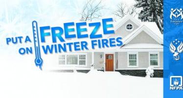NFPA, USFA, ESFI host winter safety Twitter chat