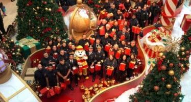 "101 Toronto fire inspectors kick off Ontario's ""12 Days of Holiday Fire Safety"""