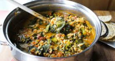 Practice care during National Soup Month