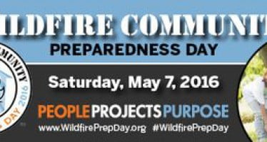 Apply for one of 125 Wildfire Community Preparedness Day Project Funding Awards