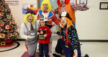 Six-year-old puts fire safety education to use in saving family