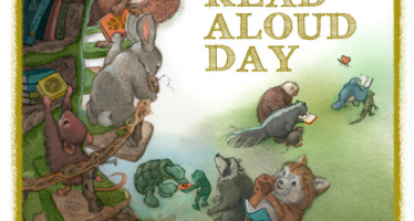 Celebrate World Read Aloud Day today with Sparky's storybook apps