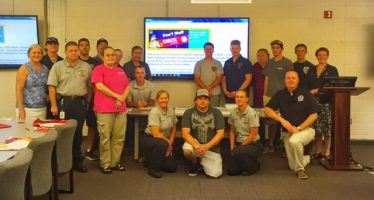 Night School is Back in Session: Helping Fire Departments Get Fire Safety Training