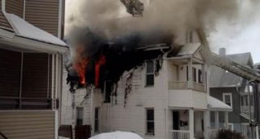 Cigarette lighters involved in Massachusetts house fire