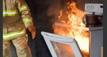 Rash of kitchen fires cause concern in London
