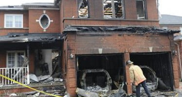 Home fire causes $600K in damages but no injuries, thanks to working smoke alarms