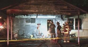 Burglar bars examined in fatal Texas fire