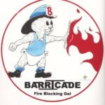 Barricade Gel Artwork With Logo