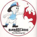 Barricade Gel Artwork With Logo