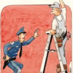 Fire Prevention Cartoon