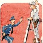 Fire Prevention Cartoon